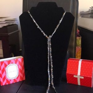 Stella & Dot mixed metal necklace. New in box.